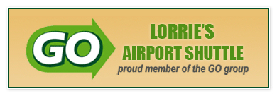 Go lorrie's airport shuttle coupon